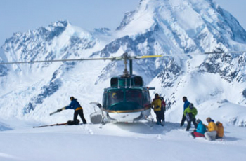 Bella Coola Heliskiing (Eagle Lodge)